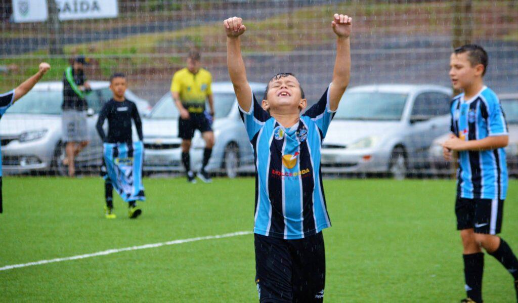 Arthur Pereira 1 gol.