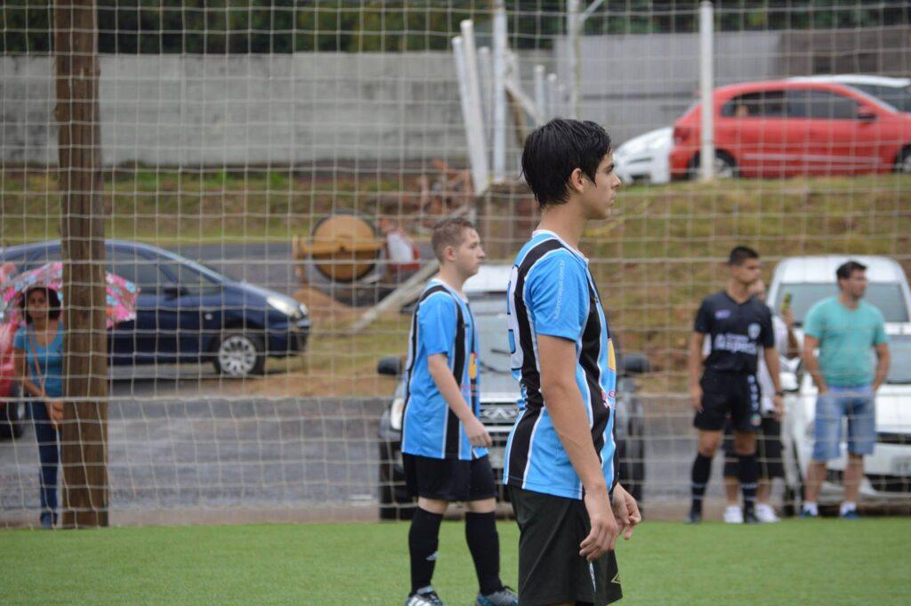 Arthur Skolaude 3 gols